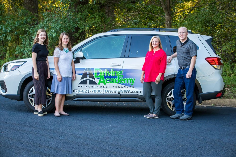 Driving Academy of Northwest Arkansas: 1401 SE Walton Blvd, Bentonville, AR