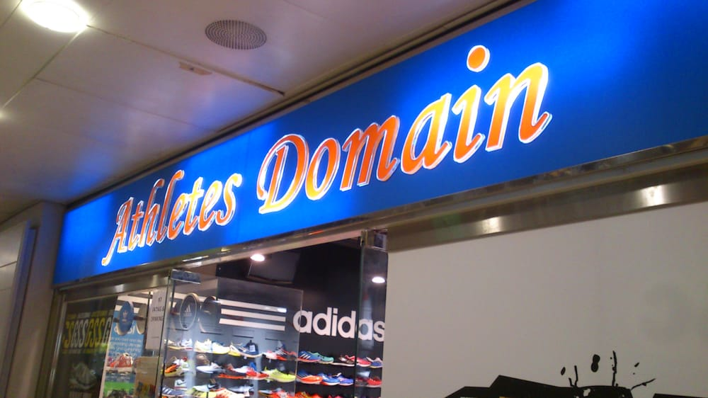 Athletes Domain Singapore
