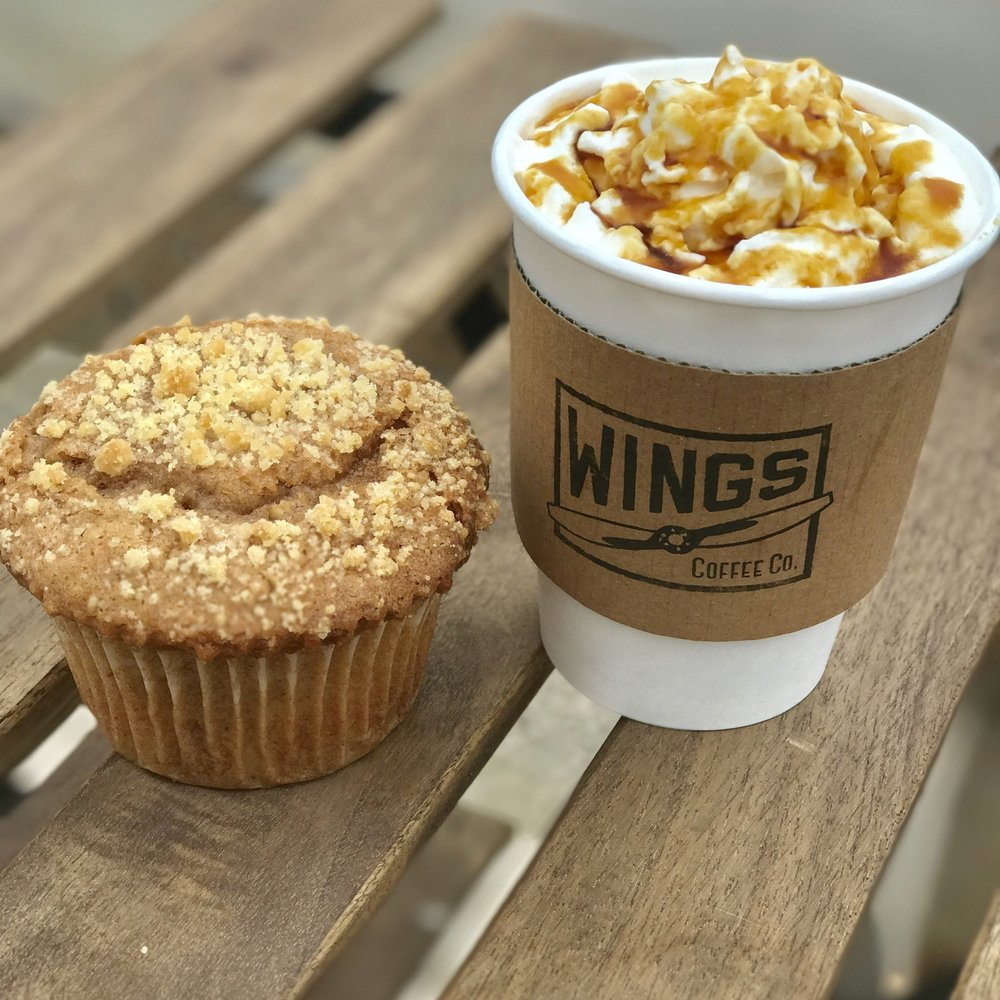 Wing's Coffee Co: 3307 SW 14th St, Bentonville, AR