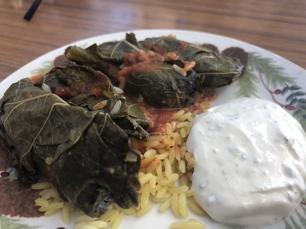 Zorba Greek & Mediterranean Food: 1601 Lynchburg Tpke, Salem, VA