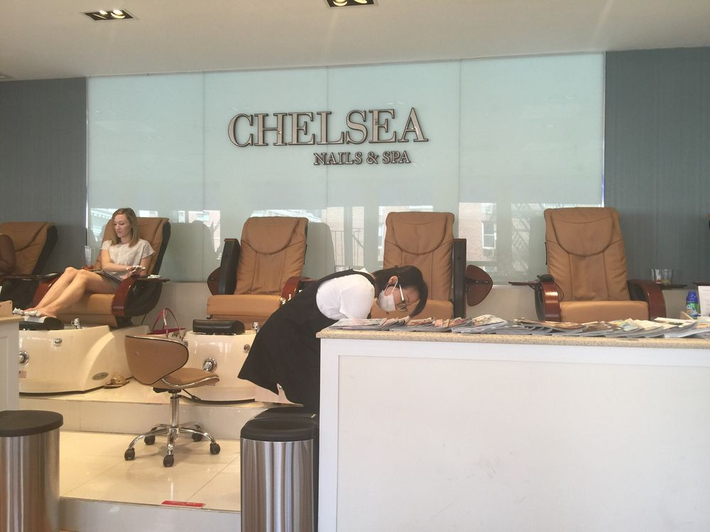 Chelsea nails salon 24 photos 151 reviews nail for 24 nail salon nyc
