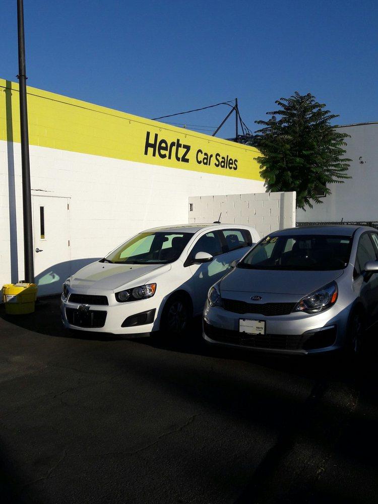 Hertz Car