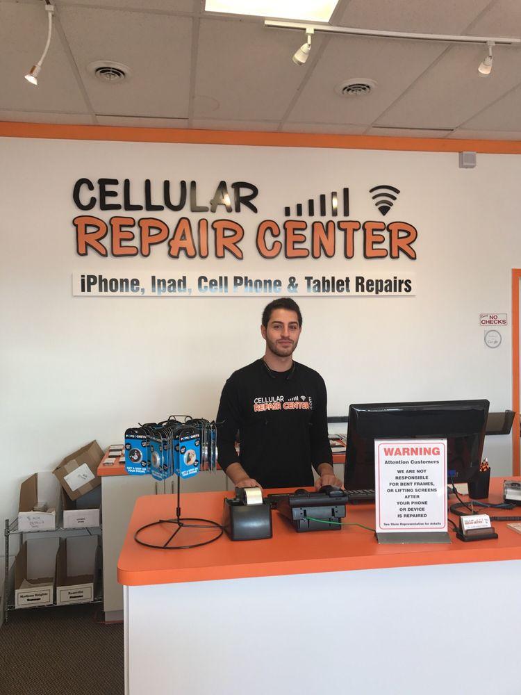 Cellular Repair Center: 29576 Orchard Lake Rd, Farmington Hills, MI