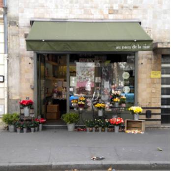 Au nom de la rose fleuriste 140 boulevard jean jaur s boulogne billancourt hauts de seine - Au nom de la rose fleuriste ...