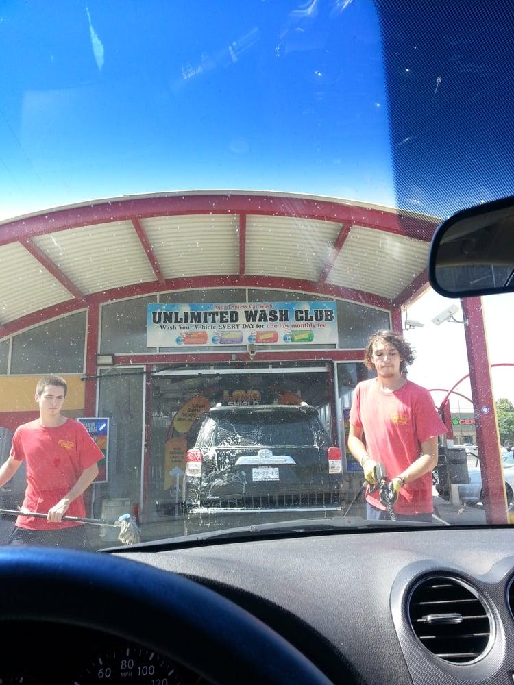 Aqua Express Car Wash North