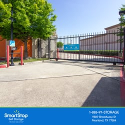 Photo Of SmartStop Self Storage   Pearland, TX, United States