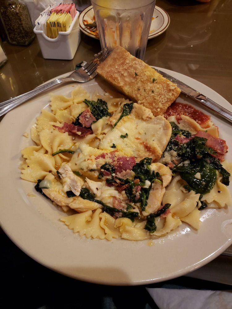 Melini Cucina Italian Restaurant: 124 S 2nd St, Ironton, OH