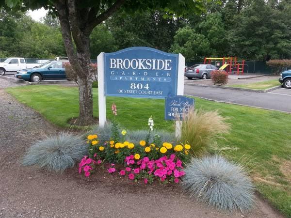 Brookside Garden Apartments - Apartments - 804 100th Street Ct E ...