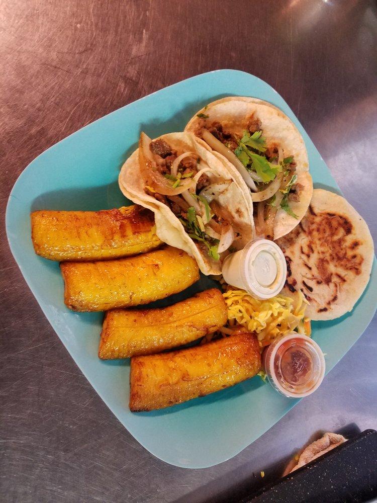 Food from Costa Del Sol Food Truck