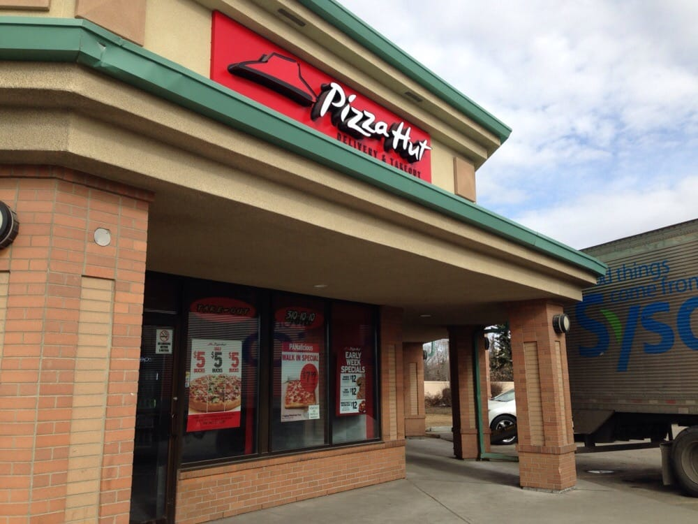 Pizza Hut opening hours, map and directions, phone number and customer reviews. Pizza Hut located at 17 Avenue Southwest, Calgary, Alberta T2R 1G1.