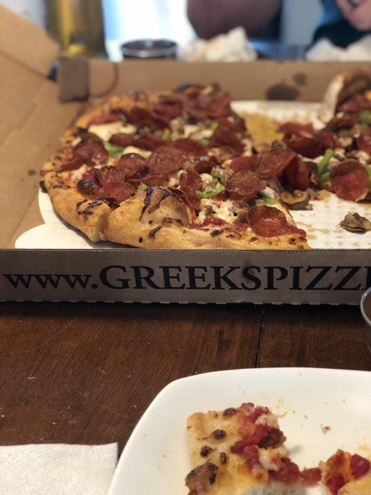 Greek's on Dupont: 933 E Dupont Rd, Fort Wayne, IN
