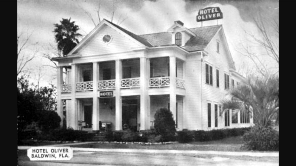 Baldwin Railroad Hotel Museum: 110 S Chestnut St, Baldwin, FL