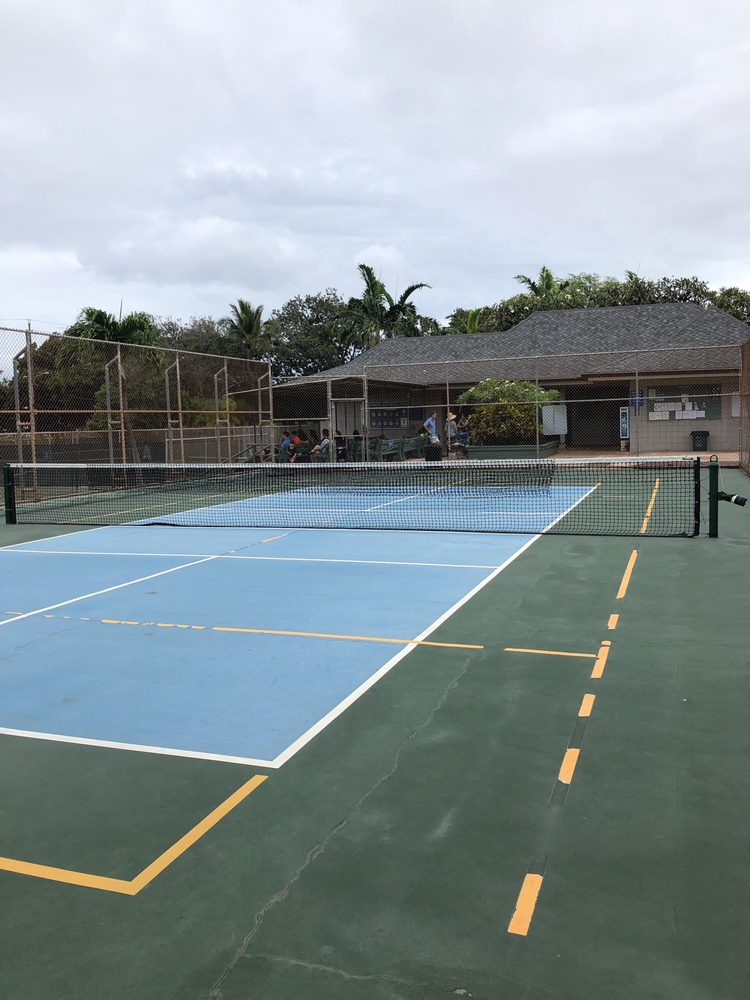 Diamond Head Tennis Center