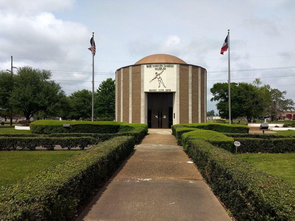 Babe Didrikson Zaharias Museum: 1750 Interstate 10 E, Beaumont, TX