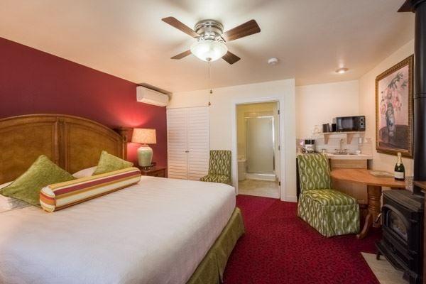 Euro Spa Inn Calistoga Reviews