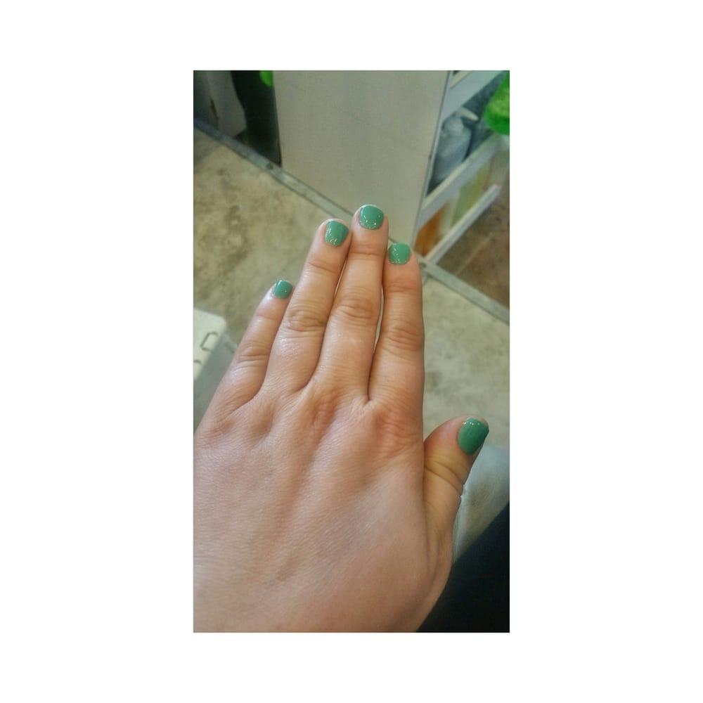 Photos For Blue Polish Nail Spa