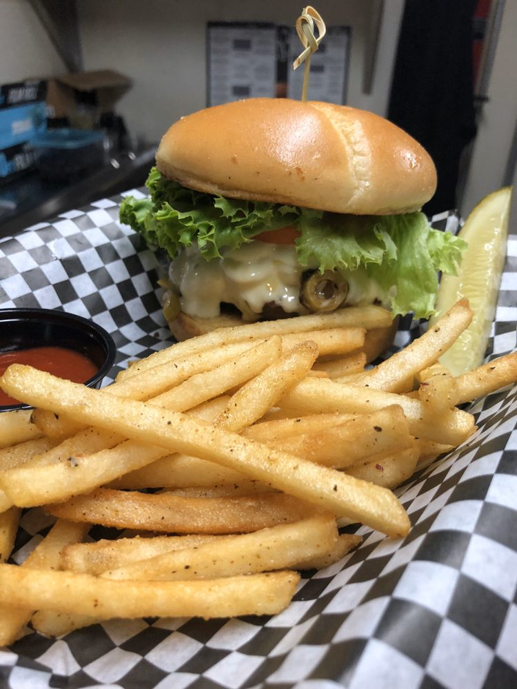 The Avenue Bar and Grill: 311 Corunna Ave, Owosso, MI