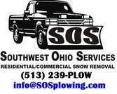 SOS Plowing: Cheviot, OH