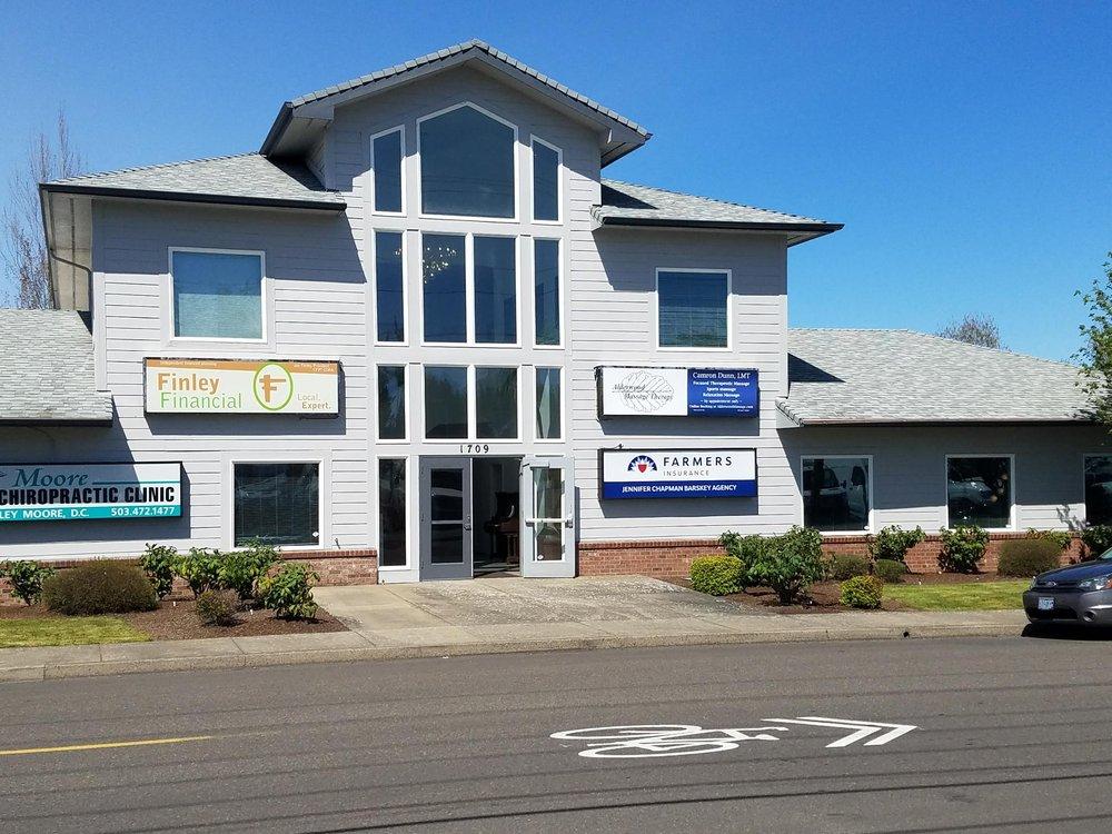 Alderwood Massage Therapy: 1709 NE 27th St, Mcminnville, OR