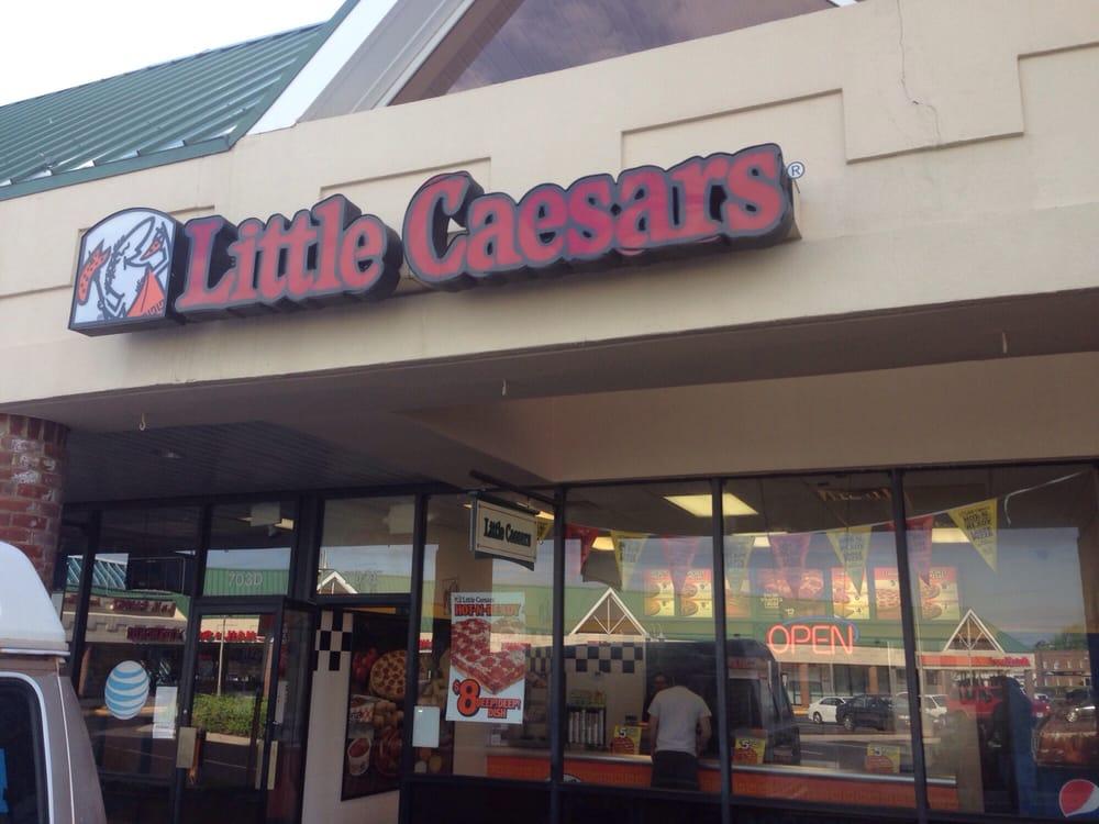 Little Caesars: 703 E Market St, Leesburg, VA