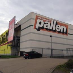 wohnwelt pallen - furniture stores - de-gasperi-str. 18, würselen