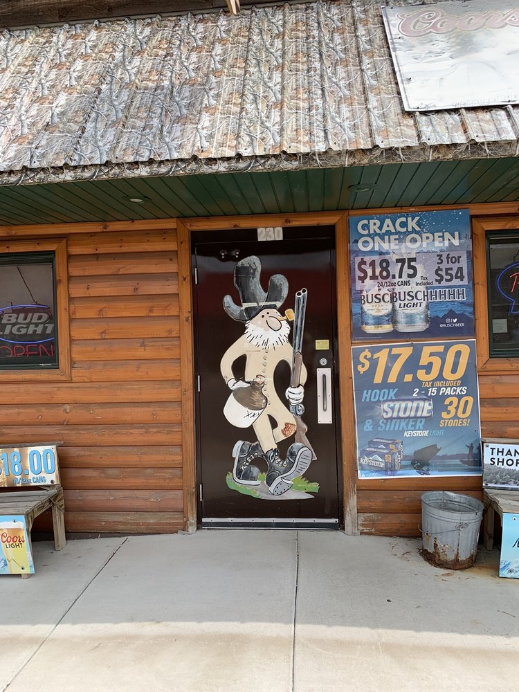 Bootlegger's Bar And Grill: 230 Main St N, Pierz, MN