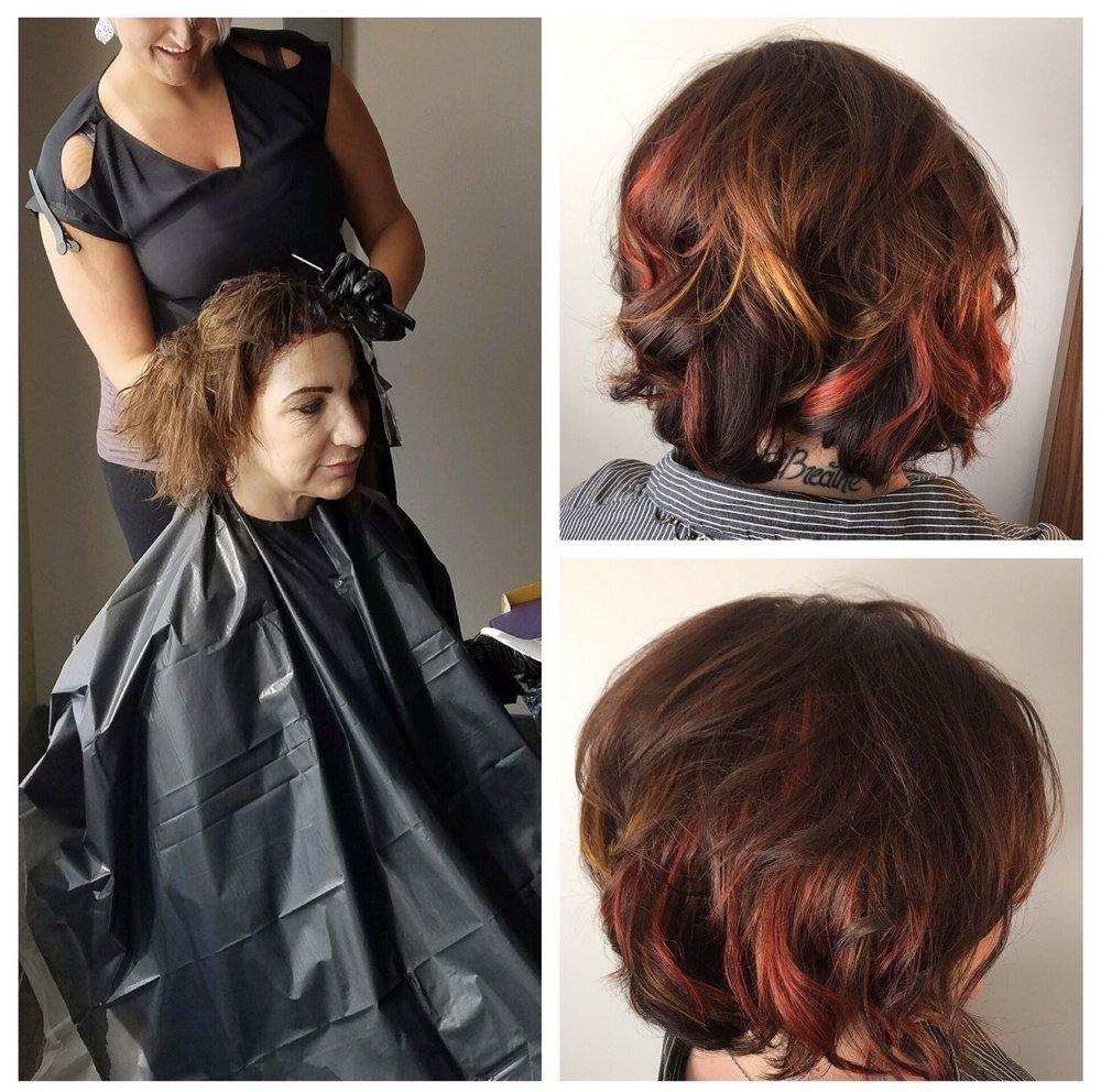 MODERN EXPRESSIONS STYLING SALON: 3972 S Clifford Ave, Bemus Point, NY