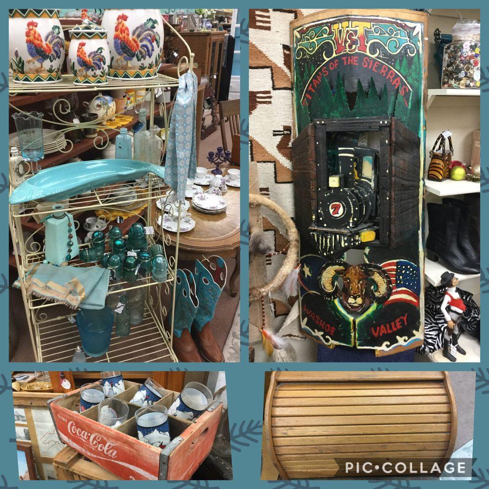 My Sister's Closet: 324 S Bridge St, Winnemucca, NV