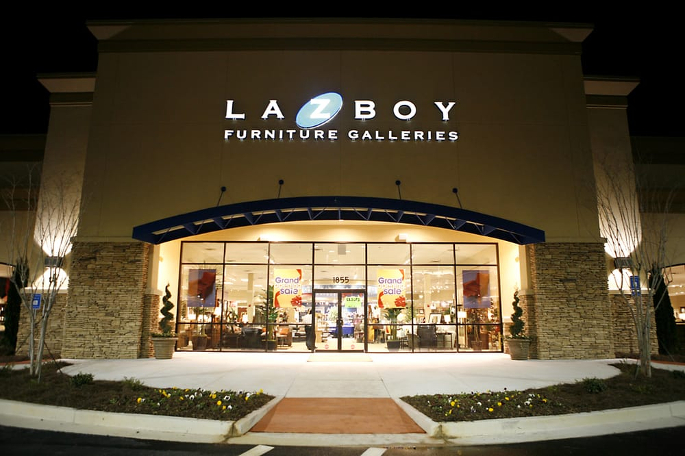 La Z Boy Furniture Galleries Furniture Stores 1855 Mall Of Georgia Blvd Buford Ga Phone