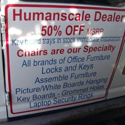 george's office furniture repair - closed - office equipment