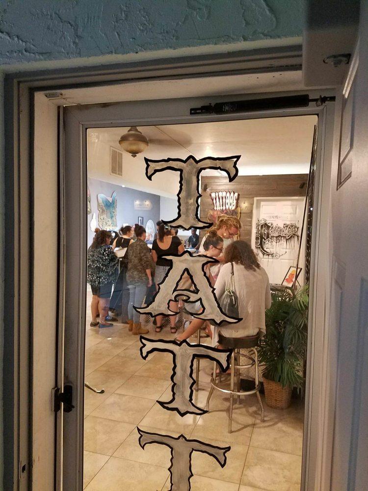 Idle Hands Tattoo: 6539 Gateway Ave, Sarasota, FL