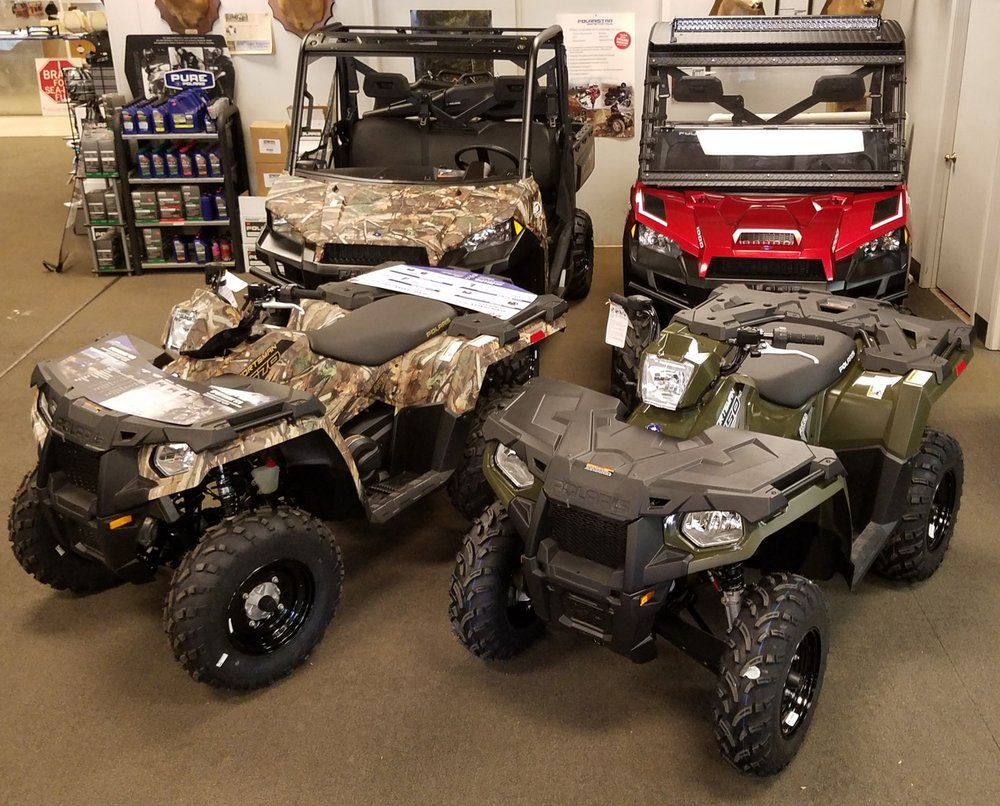 Social Spots from Sinclair Powersports