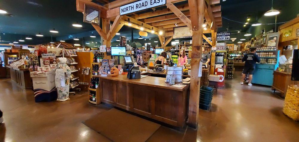 Betty's Country Store: 18 Yonah St, Helen, GA