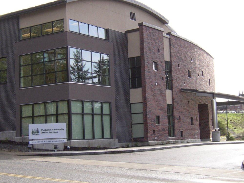 Peninsula Community Health Services - Port Orchard Clinic   320 S Kitsap Blvd, Port Orchard, WA, 98366   +1 (360) 377-3776