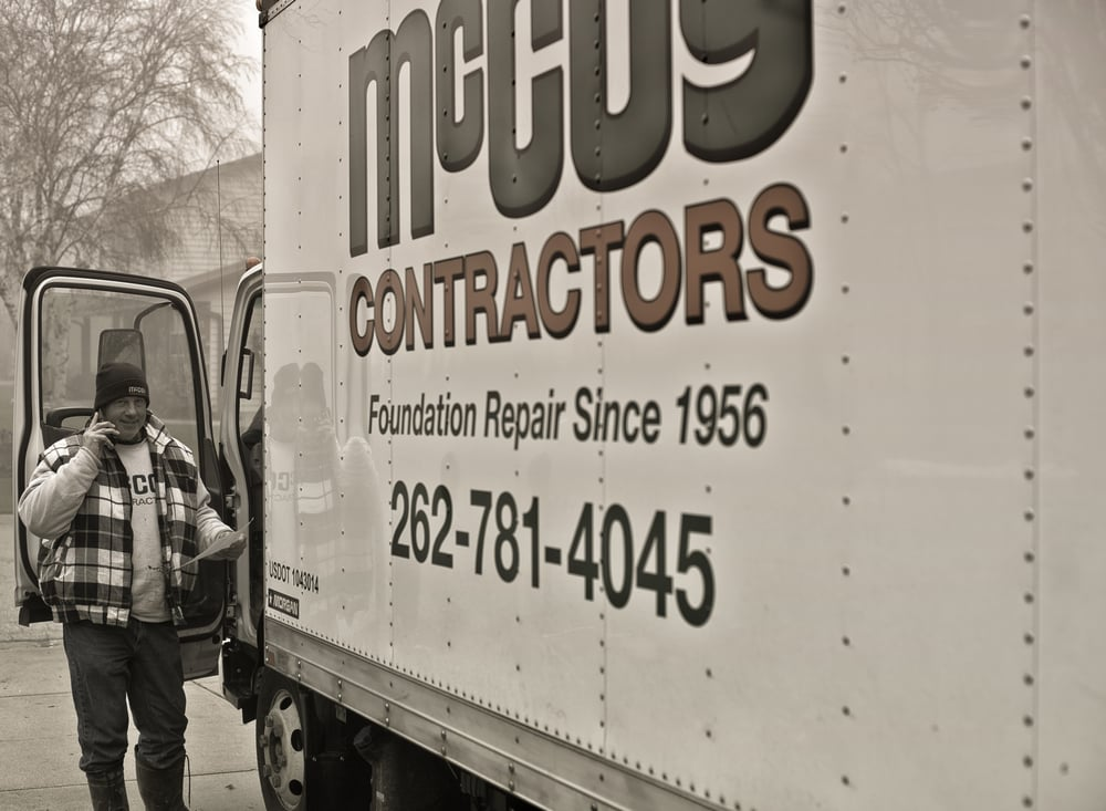 McCoy Contractors: 4230 N 126th St, Brookfield, WI