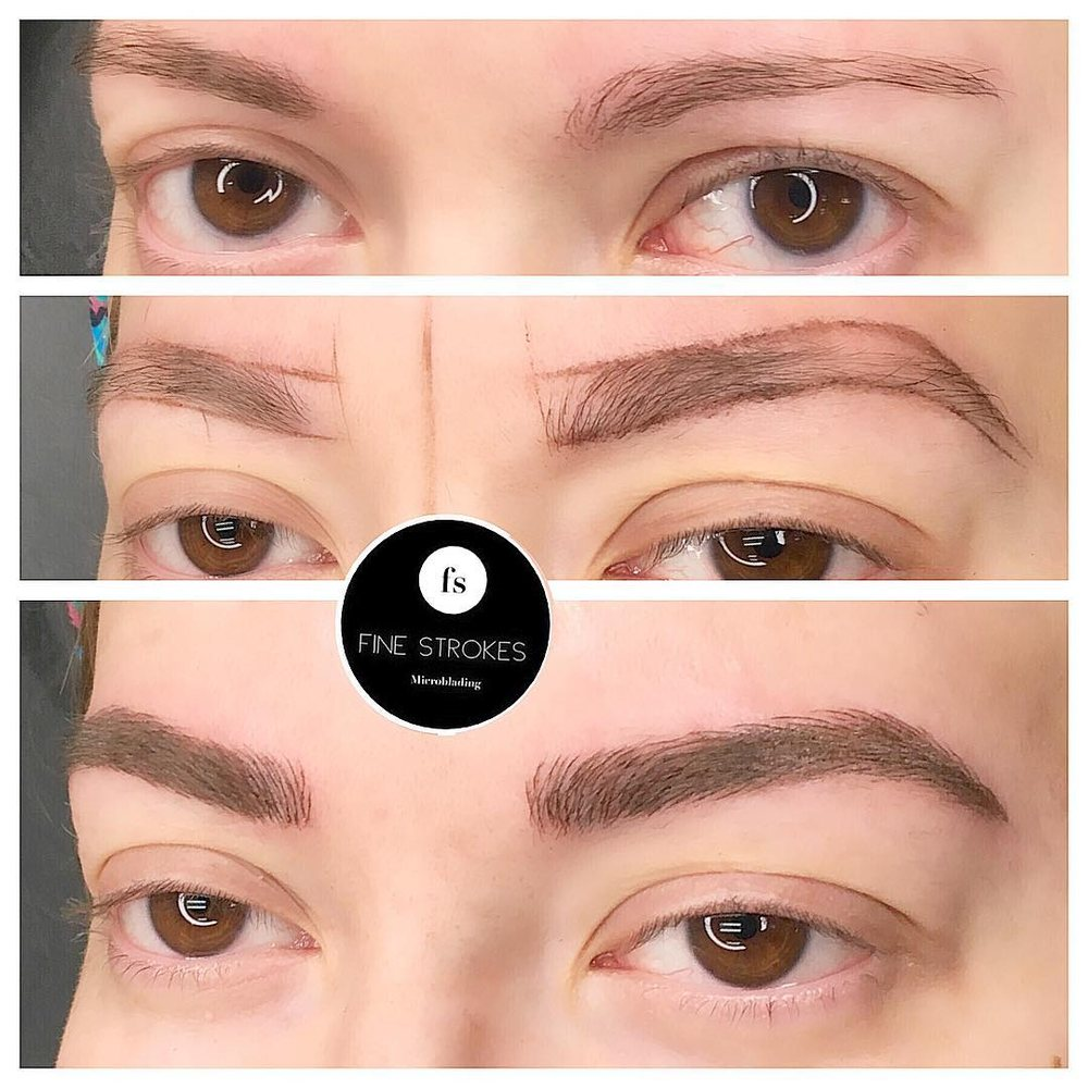 Fine Strokes Microblading 30 Photos 10 Reviews Permanent
