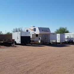 Photo Of Apache Junction Rv Boat Self Storage Az United States