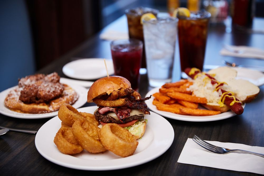 Assateague Diner + Bar: 9636 Stephen Decatur Hwy, Ocean City, MD