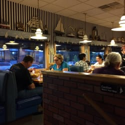 Photo Of Navigator Restaurant Munising Mi United States Waiting To Be Seated