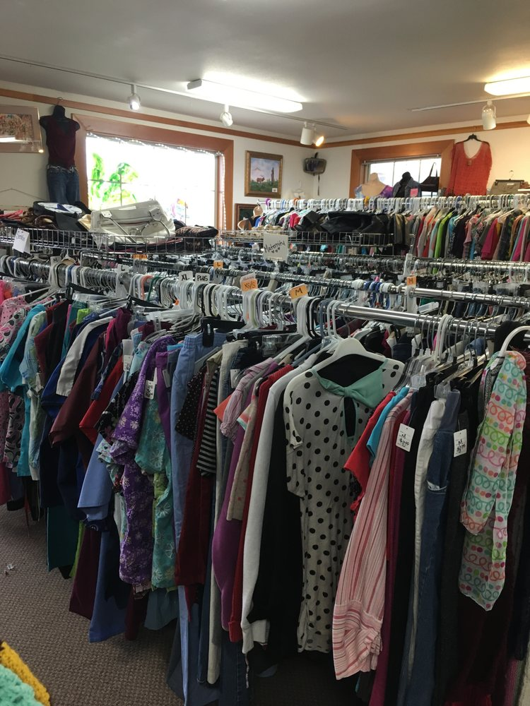 Thrifty Sisters: 63336 Boat Basin Rd, Charleston, OR