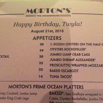 Morton S Jumbo Lump Crab Cake