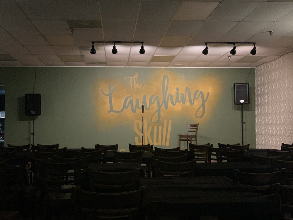 Social Spots from The Laughing Skull Comedy Club
