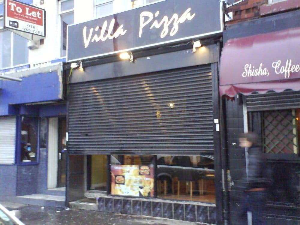 Pizza Restaurants Near Home In Manchester