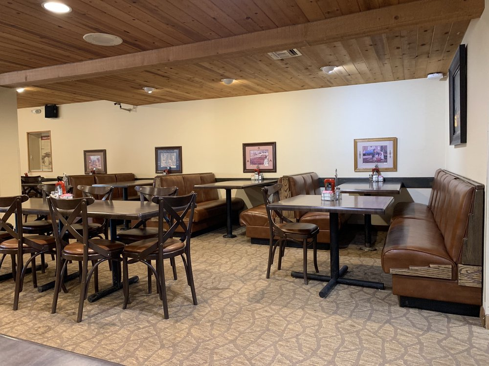 Thunderbird Lodge Cafeteria: The Canyon De Chelly, Chinle, AZ