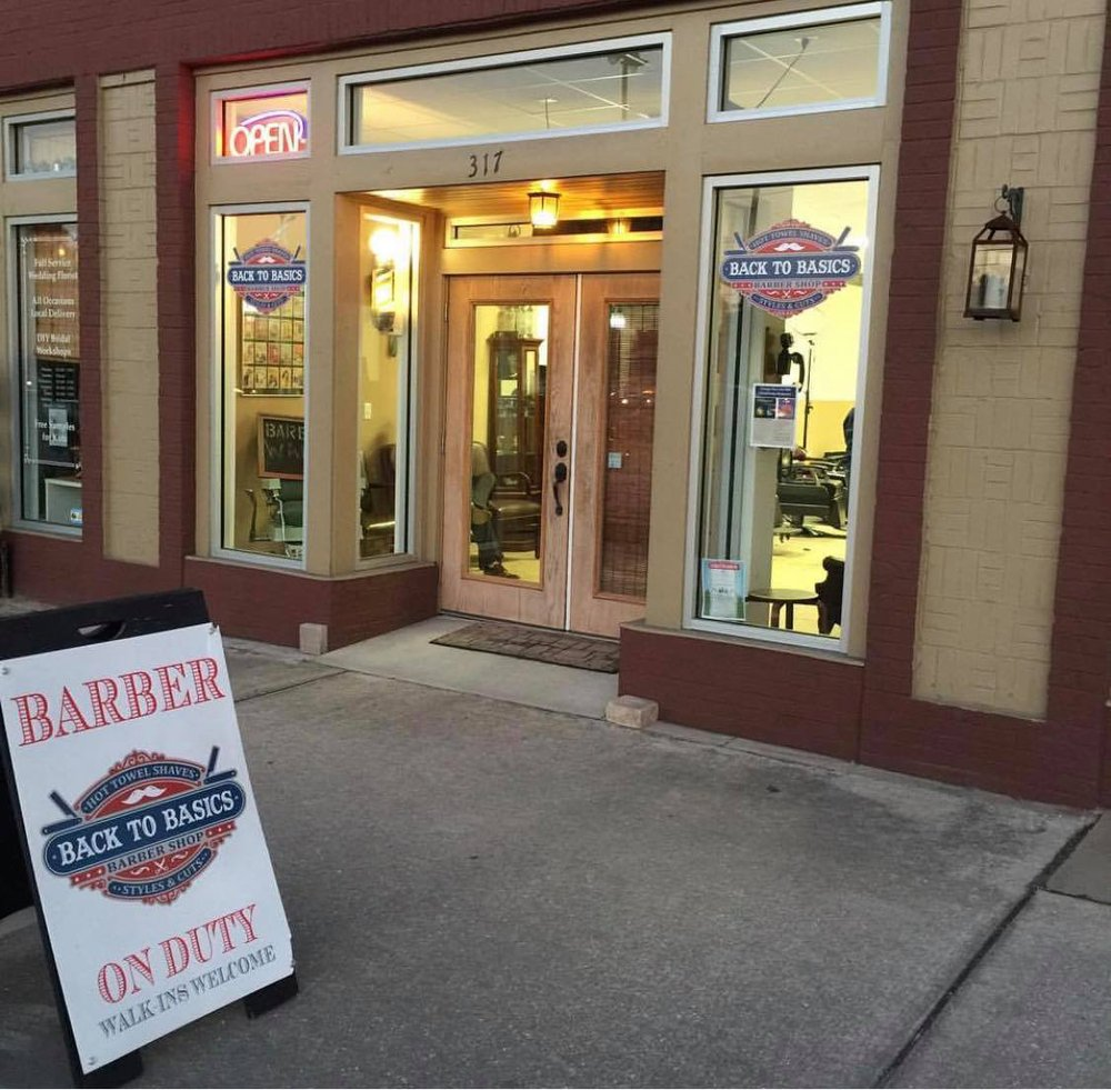 Back To Basic Barbershop: 317 N Ronald Reagan Blvd, Longwood, FL