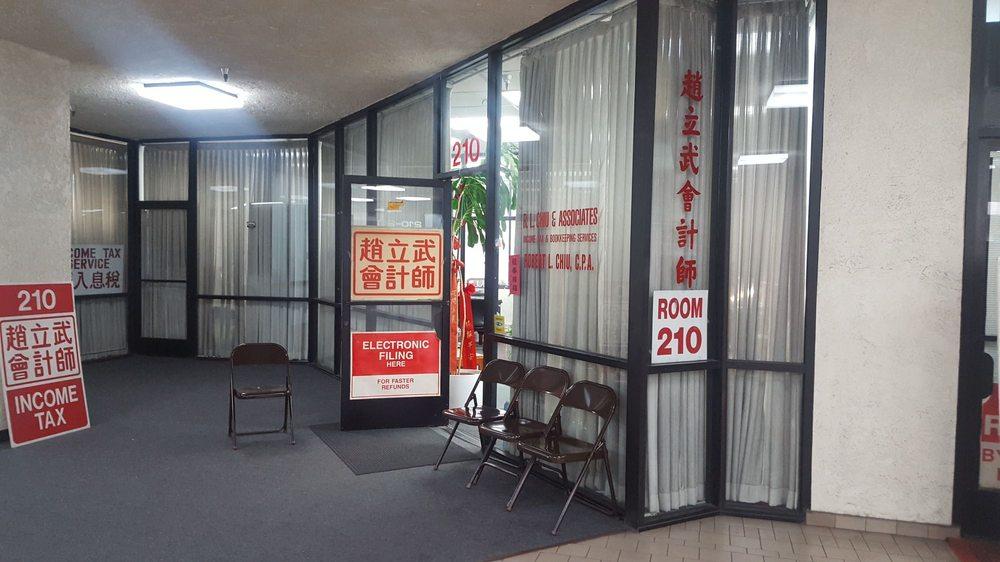 Robert L Chiu, CPA: 767 N Hill St, Los Angeles, CA