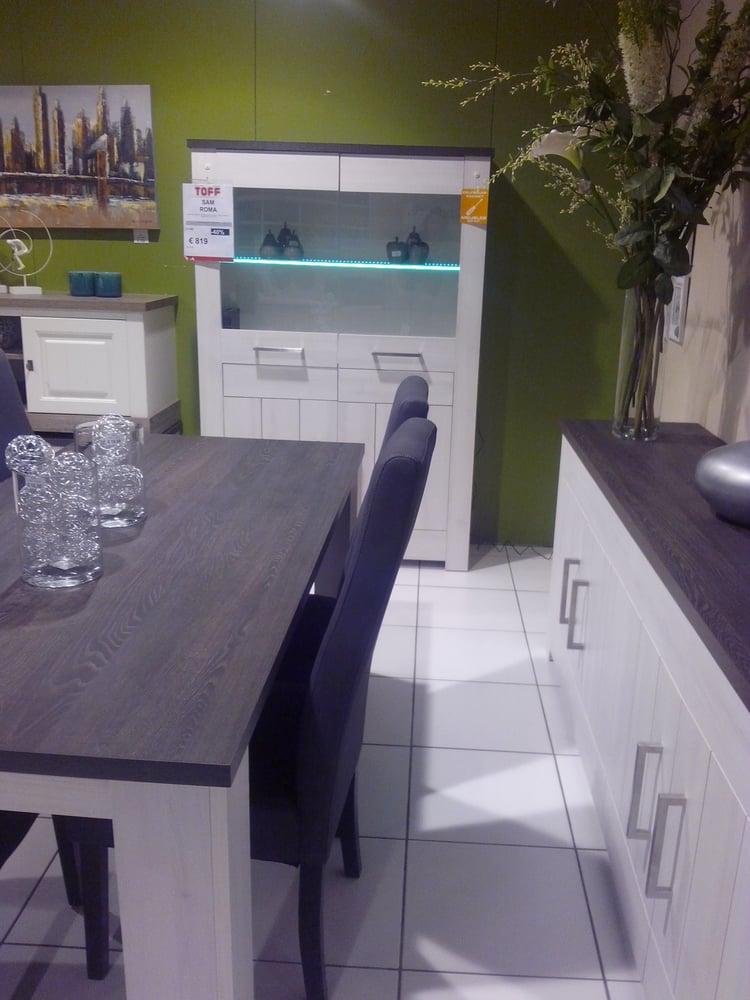 Meubles toff belgique magasin meuble belgique toff table for Salle a manger yelp