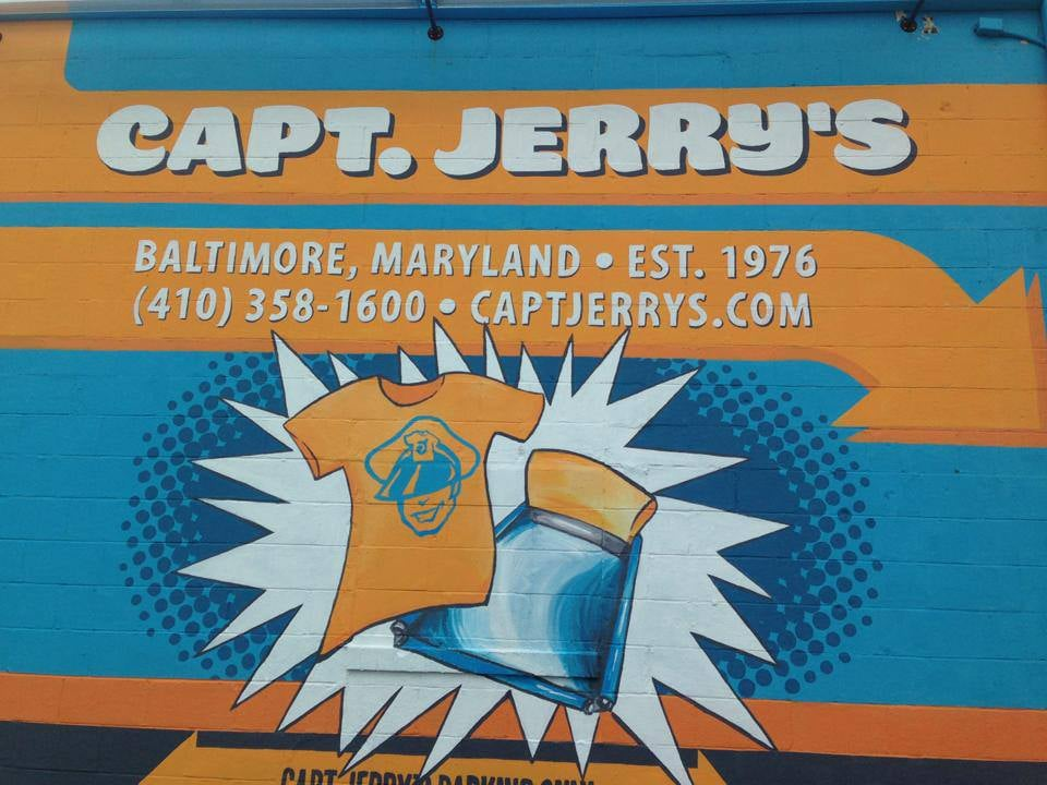 Captain Jerry's