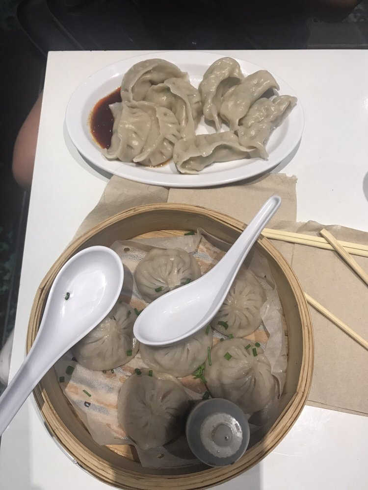 May special soup dumpling version of the nomad chicken and photo of mimi chengs dumplings new york ny united states may special ccuart Gallery