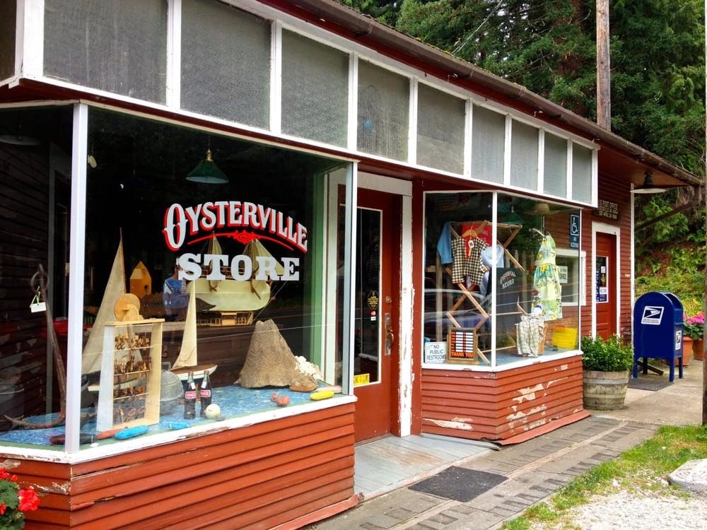 Oysterville Store: 3012 Oysterville Rd, Oysterville, WA
